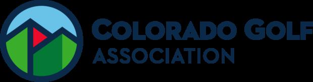 Colorado Golf Association - Horizontal Pantone
