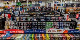 PGA TOUR Superstore equipment selection