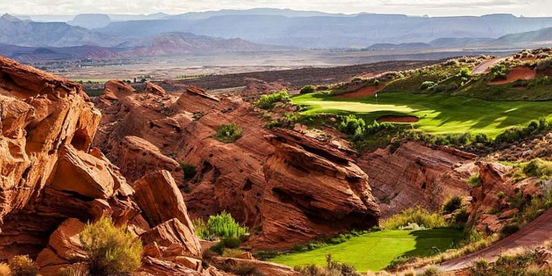 Sand Hollow Resorts - 15th Hole