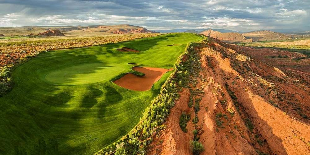Sand Hollow Resort, Championship Course - Utah