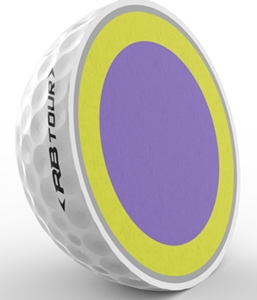 RB Tour's 4-Piece Urethane-Covered Core