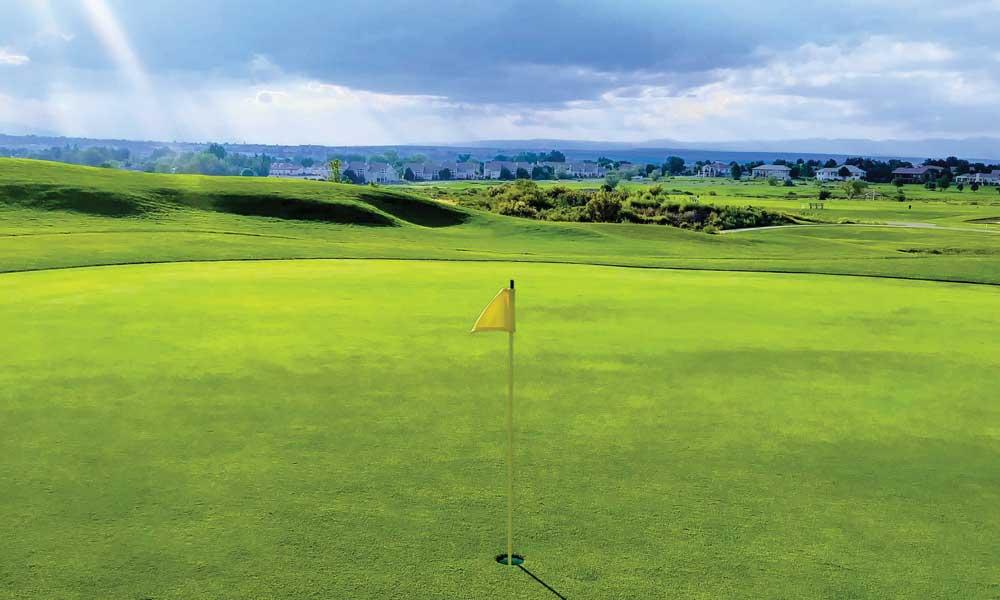 Walking Stick Golf Course - Pueblo, Colorado
