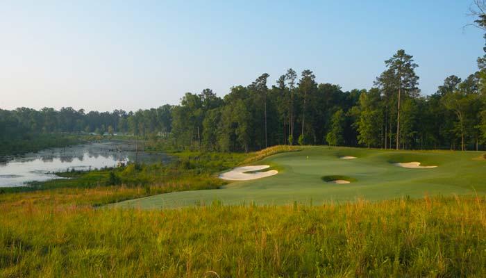 Bluff Nine, No. 8 - Champions Retreat Golf Club