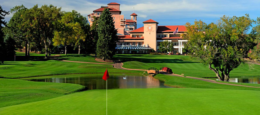 Broadmoor Golf Club - Colorado Springs, Colorado
