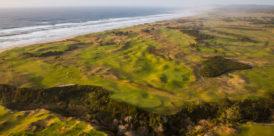 Bandon Dunes Aerial Photograph