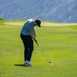 Use this headcover drill from GOLFTEC to hit straighter shots