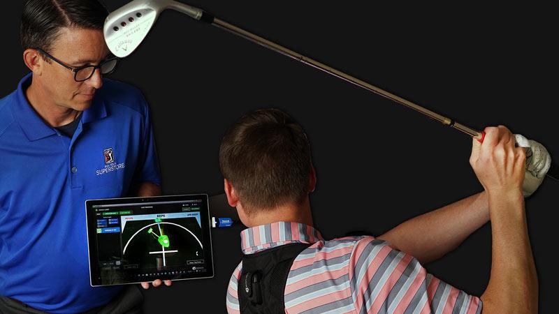 PGA TOUR Superstore lesson