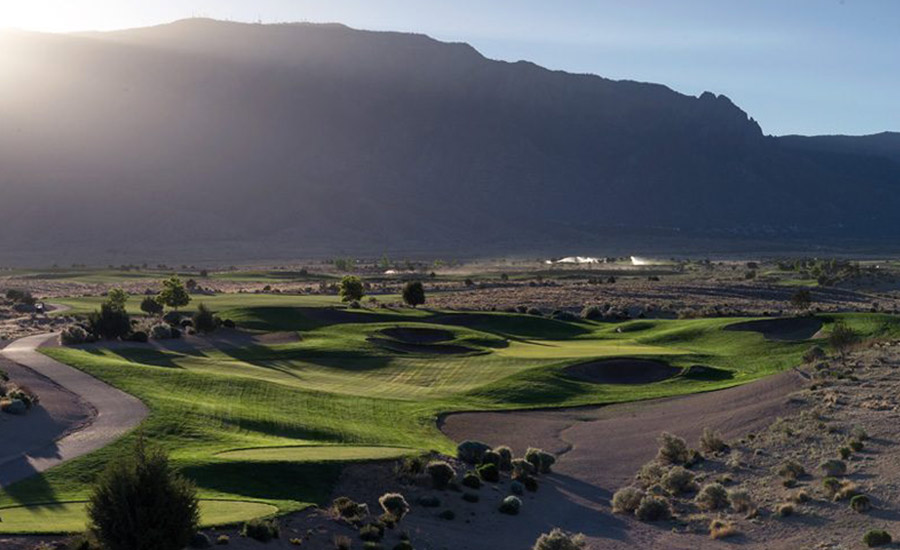 Sandia Golf Club - Albuquerque, New Mexico