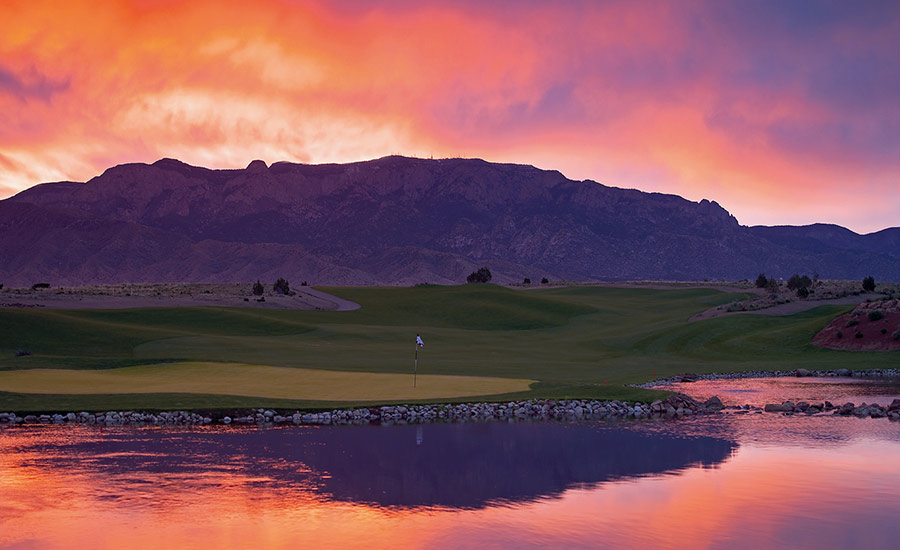 Sandia New Mexico