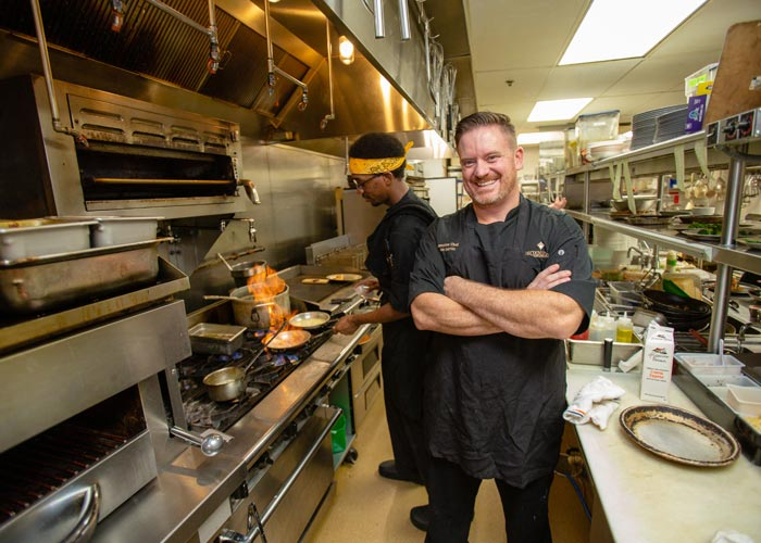 Executive Chef Joe Martin