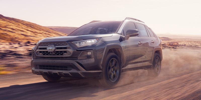 2019 Toyota RAV4 - Front