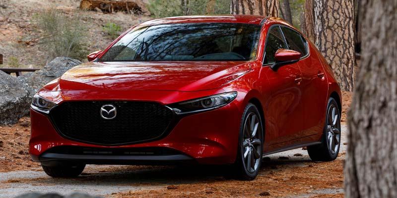 2019 Mazda3 AWD