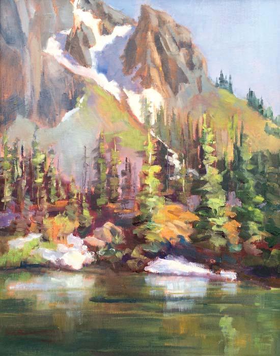 """""""Alta Lakes"""" by Nancy Haley"""