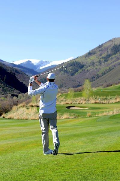 Ben Welsh, Frost Creek Head Golf Professional