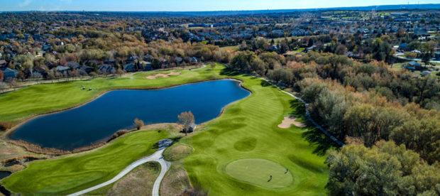 Fox Hollow Golf Course, Meadow Nine