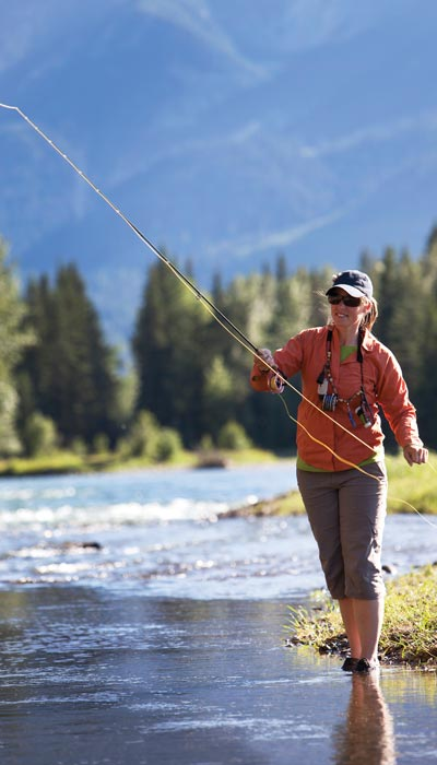 Fly Fishing Grand County