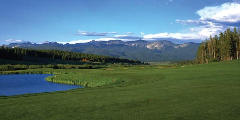 Pole Creek Golf Club
