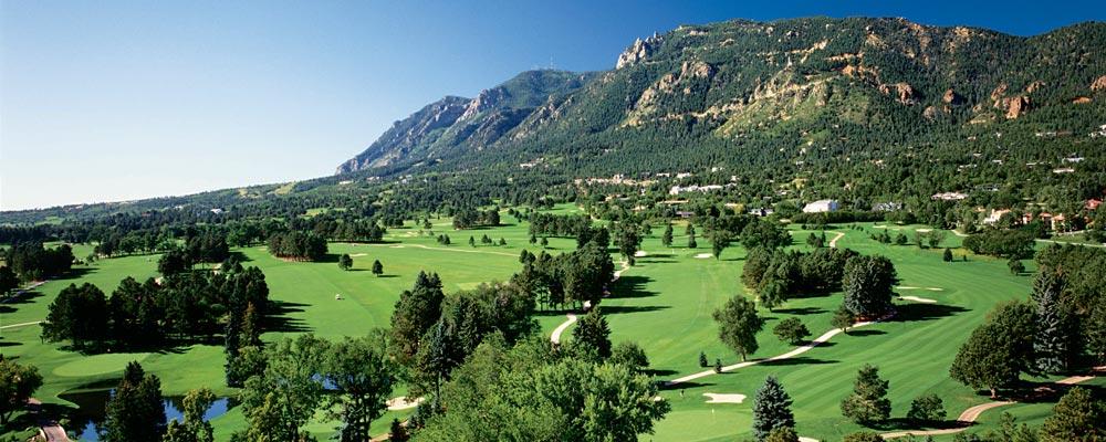 The Broadmoor Golf Club - Colorado, Springs