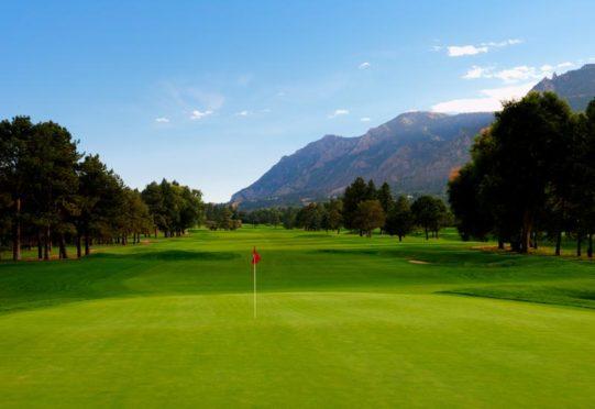 The Broadmoor Golf Club's East Course - Colorado Springs, Colorado
