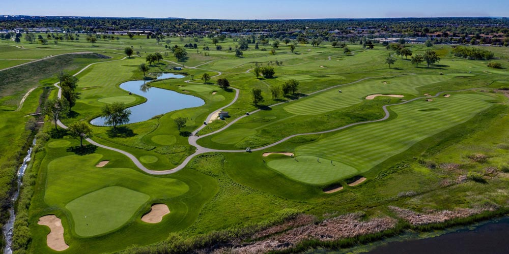 CommonGround Golf Course - Aurora, Colorado