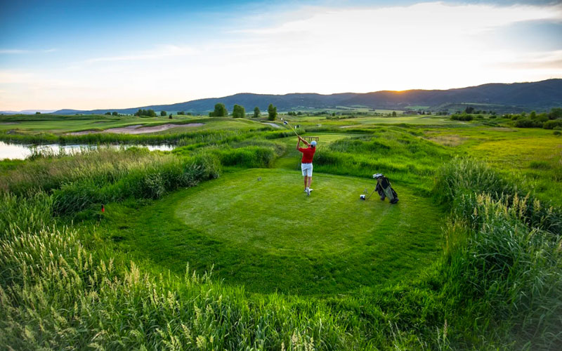 Haymaker Golf Course - Steamboat Springs, Colorado