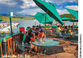 Lakeside Tiki Bar