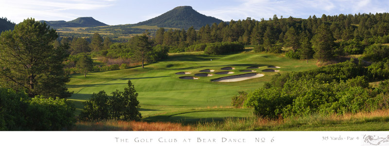 The Golf Club at Bear Dance - No. 6