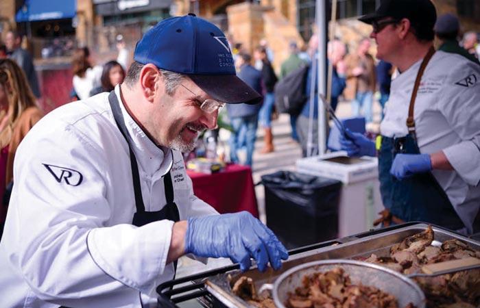 Chef David Sanchez