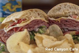 Red Canyon Café