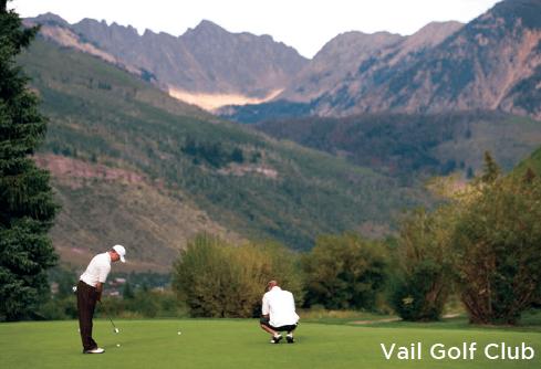 Vail Golf Club - Vail Valley