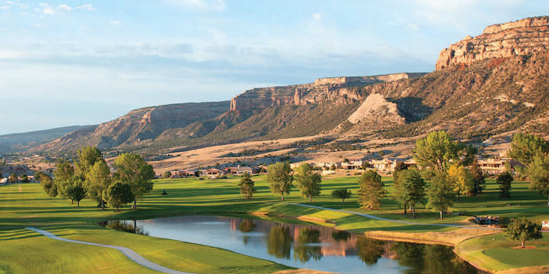 Tiara Rado Golf Course will host the 81st Rocky Mountain Open - Grand Junction, Colorado