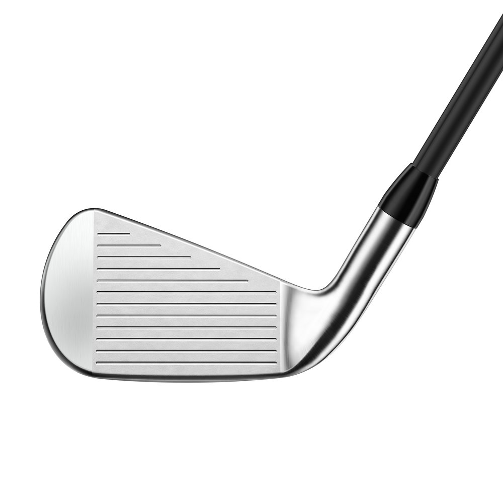The face of the new Titleist U500 & U510 Utility Irons