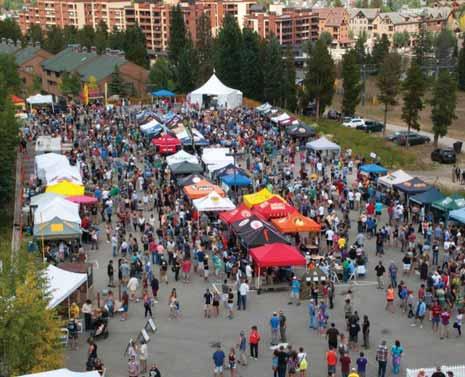 Breckenridge Beer Fest - Breckenridge, Colorado