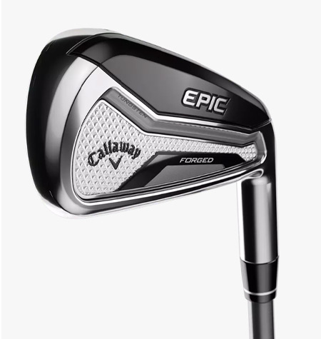 New Clubs - Callaway Epic Forged Irons