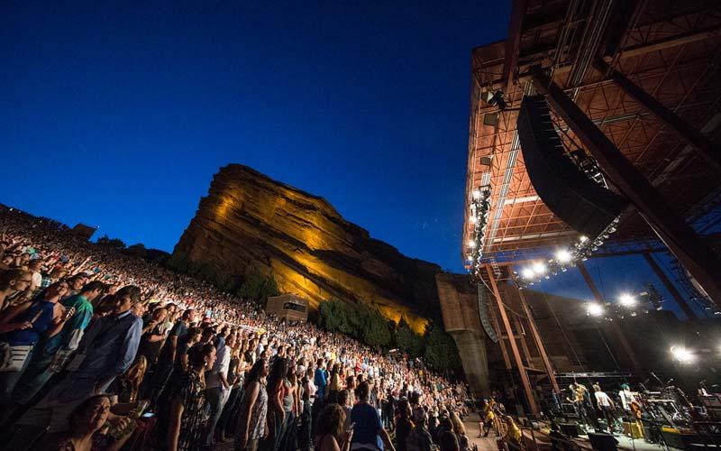 Red Rocks Amphitheatre - AEG Live