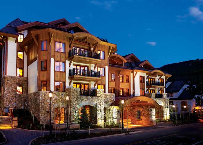 Residences at The Sebastian in Vail