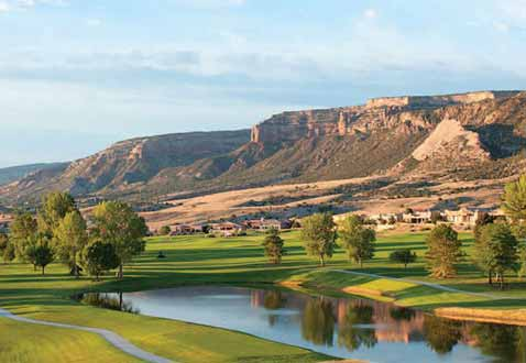 The Rocky Mountain Open in Grand Junction at Tiara Rado Golf Course