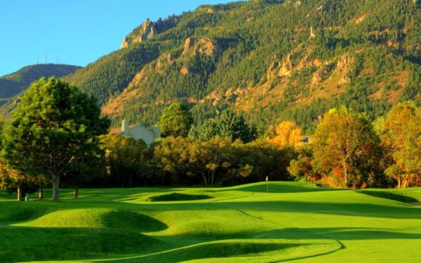 The West Course at the Broadmoor Golf Club
