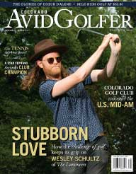 2019 August/September Issue of Colorado AvidGolfer