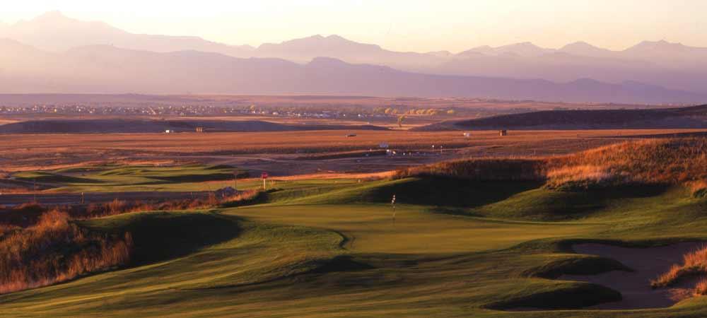 2019 Mile High Golf at $52.80: Colorado National Golf Club - Erie, Colorado