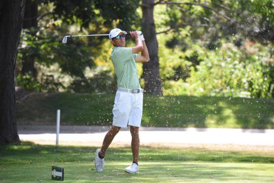 Davis Bryant, 2019 Colorado Amateur Champion
