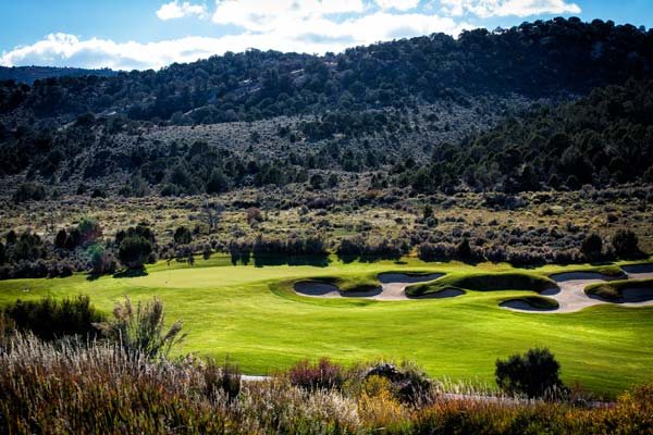 Eagle Ranch Golf Club in Eagle, Colorado