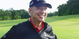 John Purcell, a GOLFTEC success story.