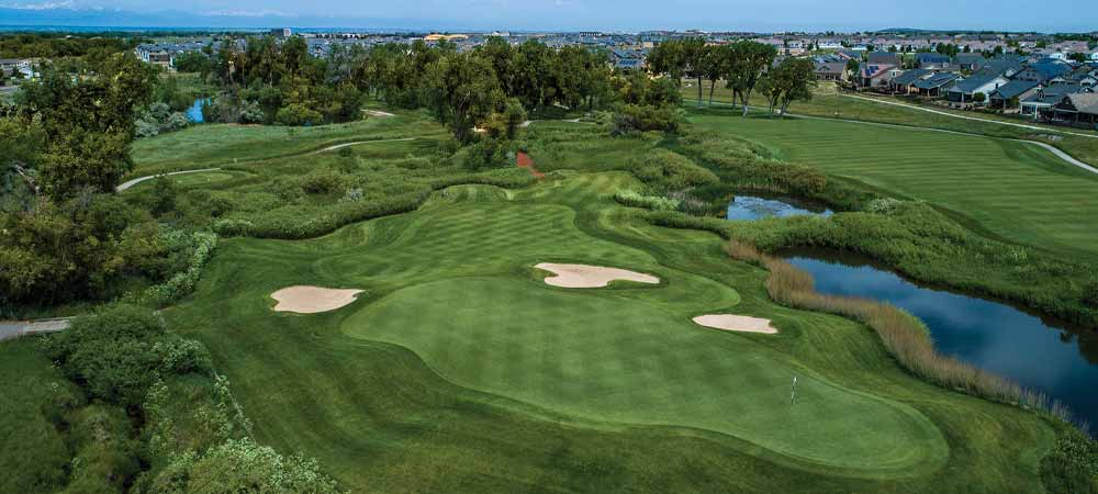 2019 Mile High Golf at $52.80: Green Valley Ranch Golf Club - Denver, Colorado