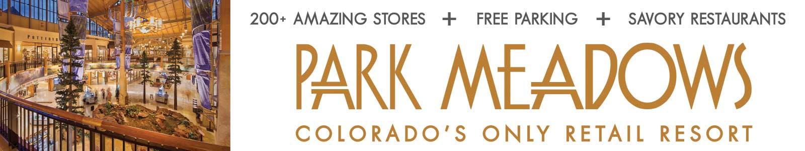 Park Meadows Banner Ad