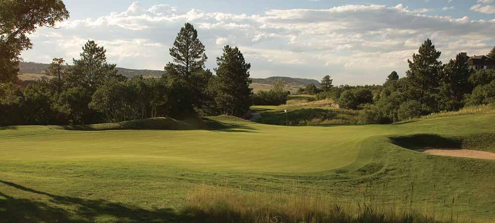 2019 Mile High Golf at $52.80: Plum Creek Golf Club - Castle Rock, Colorado