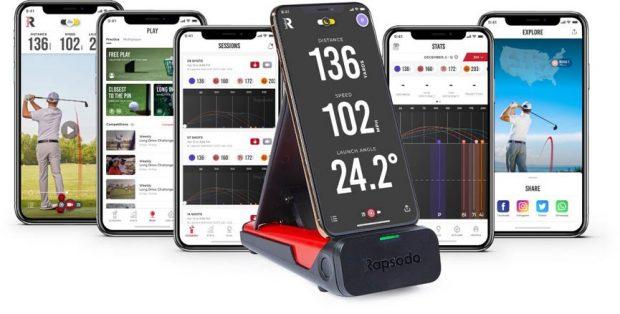 Rapsodo's new Mobile Launch Monitor