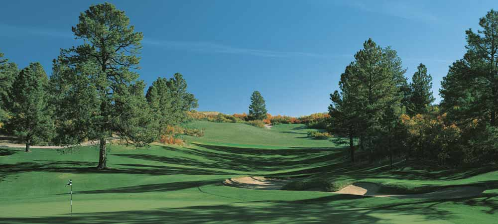 2019 Mile High Golf at $52.80: The Ridge at Castle Pines - Castle Pines, Colorado