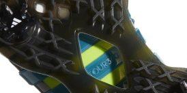 The bottom of the new adidas TOUR360 XT Primeknit