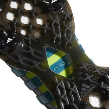 The bottom of the new adidas TOUR360 XT Primeknit